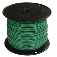 Building Wire,THHN,14 AWG,Green,500ft SOUTHWIRE COMPANY 22959101