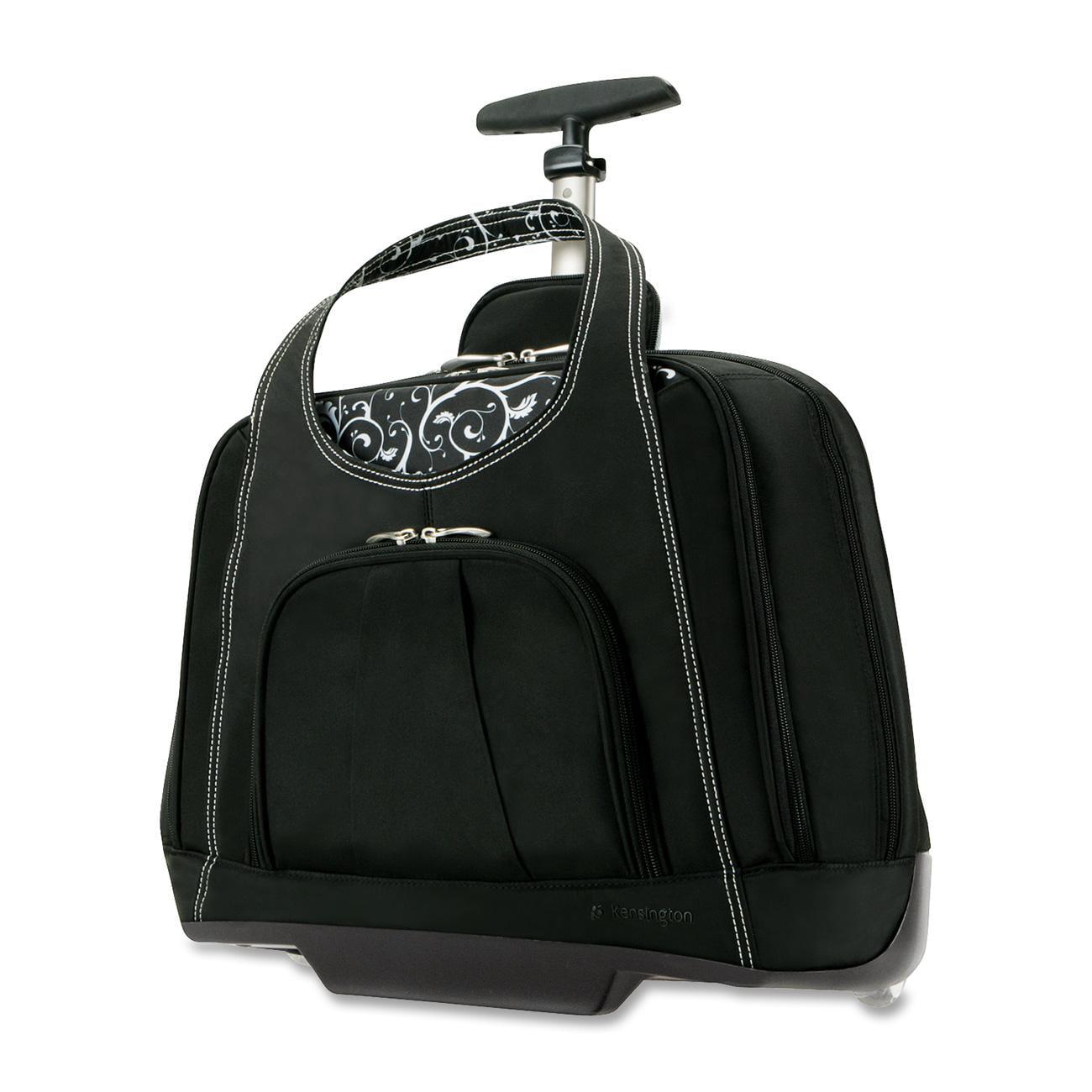"Kensington Contour Carrying Case (Roller) for 15.4"" Notebook Onyx by Kensington"