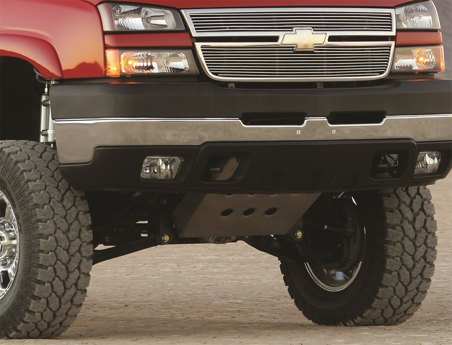 """Pro Comp Suspension 52104 6/"""" Lift Skid Plate for 04-08 Ford F150"""