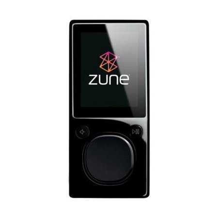 Refurbished Microsoft WHA-00001 Zune 16GB Digital Media Player - Black Microsoft Zune Player