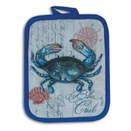 Kay Dee Crab Fest Blue Crab Kitchen Oven Pot