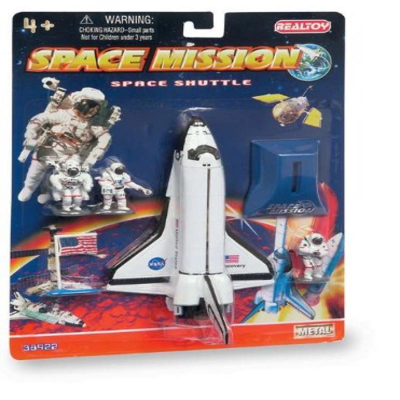 Space Shuttle Set (BLISTER CARD)