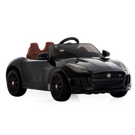 Best ride on cars jaguar f type battery powered riding toy for Best motorized ride on toys