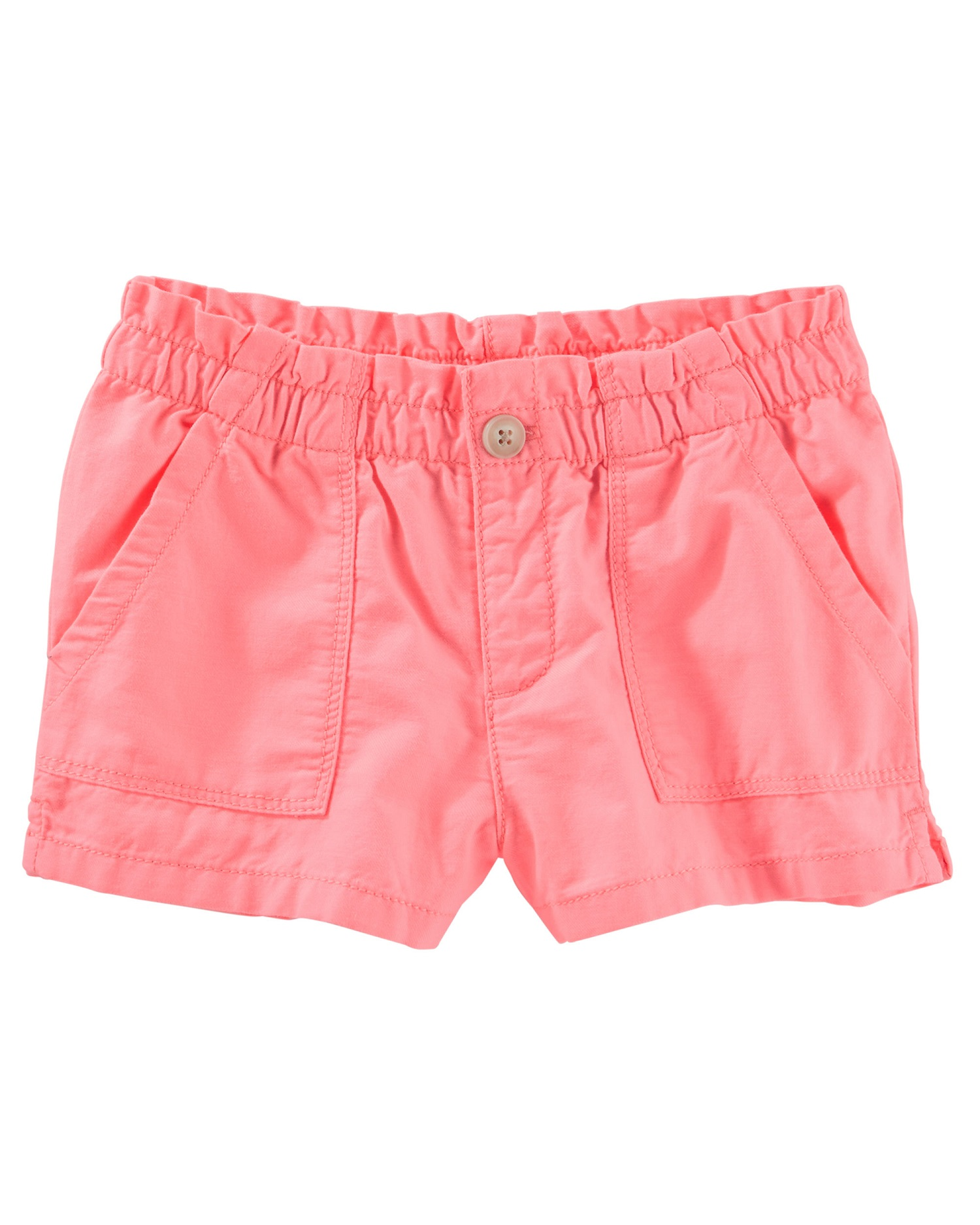 OshKosh B'gosh Big Girls' Beach Shorts, 14 Kids