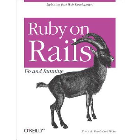 Ruby on Rails: Up and Running - eBook