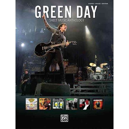 Farewell Sheet Music (Green Day Sheet Music Anthology)