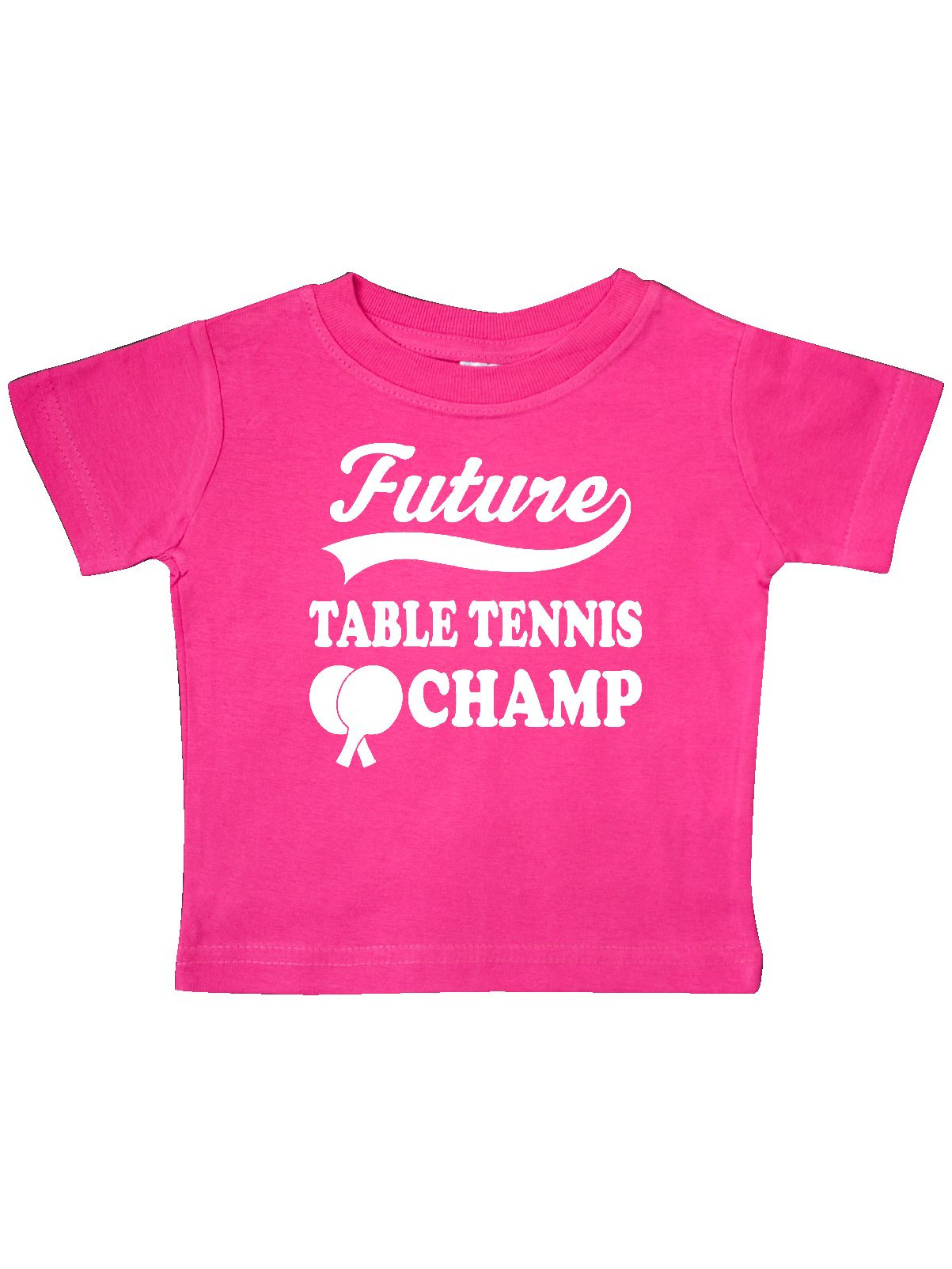 inktastic Table Tennis Ping Pong Toddler T-Shirt