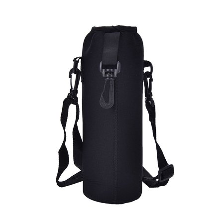 - 1000ML Water Bottle Carrier Insulated Cover Bag Holder Strap Pouch Outdoor