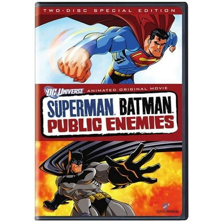 Superman/Batman: Public Enemies (DVD) (Public Enemies Trailer)