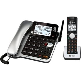 Corded Phones with Answering Machines - Walmart.com