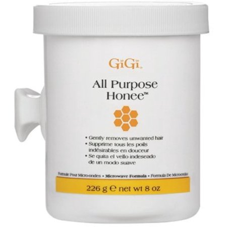 Facial Honee Wax - GiGi All Purpose Honee Wax Microwave Formula 8 oz