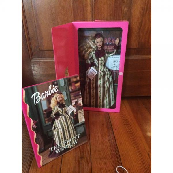 Mattel Barbie: The Front Window Doll : A Grolier Special Edition