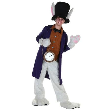 Teen Bunny Costume (teen white rabbit costume)