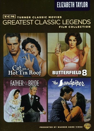 TCM Greatest Classic Legends Film Collection: Elizabeth Taylor by Elizabeth Taylor