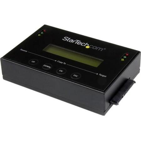 StarTech 2.5/3.5 SATA Hard Drive Duplicator w/ Multi HDD/SSD Image Backup