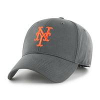 quality design 33de9 03477 Product Image Fan Favorite MLB Basic Adjustable Hat, New York Mets