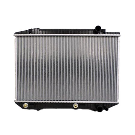 Radiator - Pacific Best Inc For/Fit 438 81-85 Mercedes-Benz 380 SE SEC SEL 86-89 420 SEL 560 SEC SEL 84-91