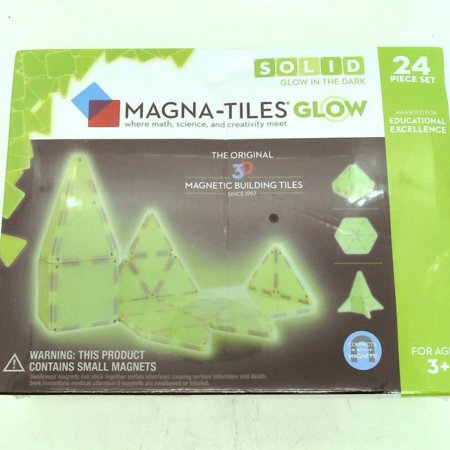 Magna-Tiles 33 Piece GS Set and Connection Guide: Amazon.co.uk: Toys & Games
