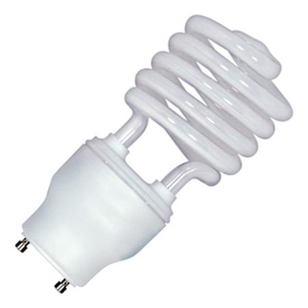 Compact Fluorescent 26w Cfl (Satco 08233 - 26W CFL T3/GU24/3500K/120V/1PK S8233 Twist Style Twist and Lock Base Compact Fluorescent Light Bulb)
