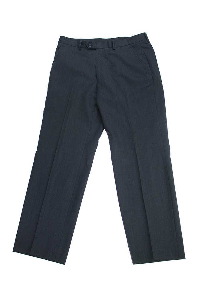 Alfani Charcoal Pinstripe Slim Fit Dress Pants 34W-30L