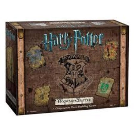 Harry Potter Maze Game - HARRY POTTER™ HOGWARTS™ BATTLE A Cooperative Deck-Building Game