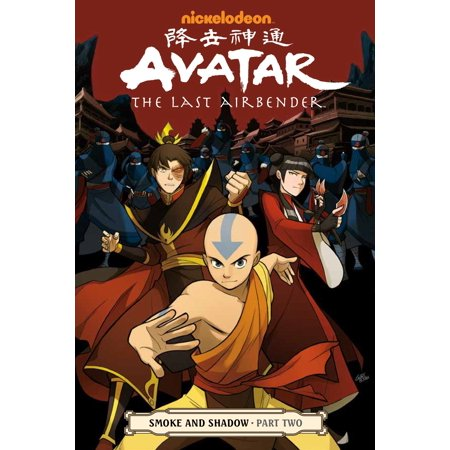 Avatar: The Last Airbender - Smoke and Shadow Part