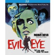 Evil Eye (Featuring The Girl Who KNew Too Much) (Blu-ray) (Italian) (Widescreen) by Kino International