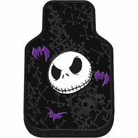 Plasticolor Nightmare Before Christmas Bones Floor Mat