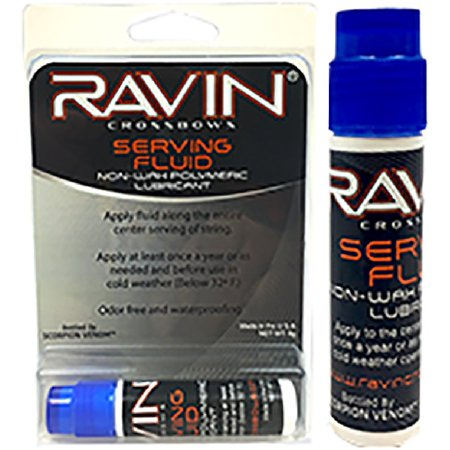 Ravin Crossbows Crossbow Serving and String Conditioner Liquid, 8