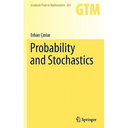 Math Text - Probability and Stochastics