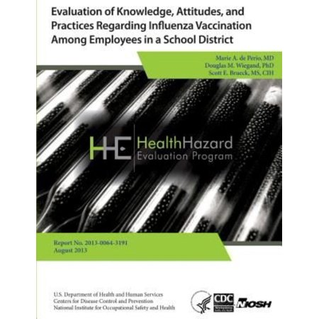 Evaluation Of Knowledge  Attitudes  And Practices Regarding Influenza Vaccination Among Employees In A School District