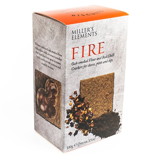 Miller's Elements Crackers - Fire