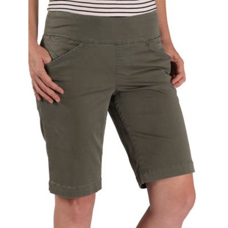 Fitted Bermuda Shorts