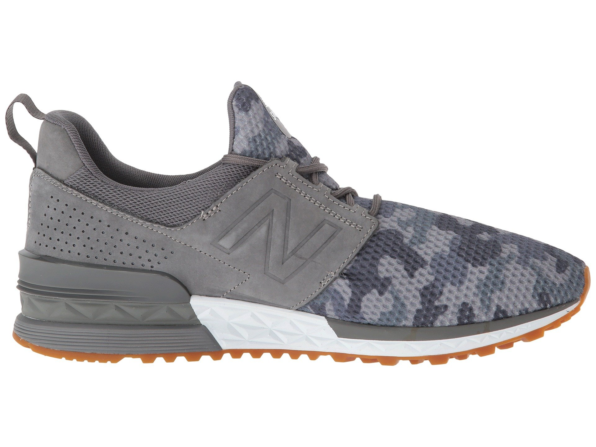 NEW BALANCE 574 Sport Decon Men | Castlerock Pewter (MS574DCY) (11 Men)