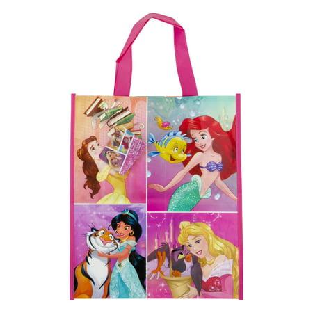 Large Plastic Disney Princess Goodie Bag, 13 x 11 in, 1ct - Disney Princess Goodie Bags