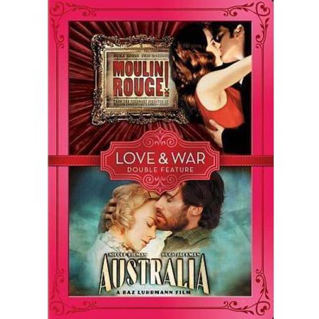 Love And War Double Feature  Moulin Rouge    Australia