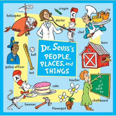 Dr. Seuss's People, Places, and Things](Dr Suess Thing 2)