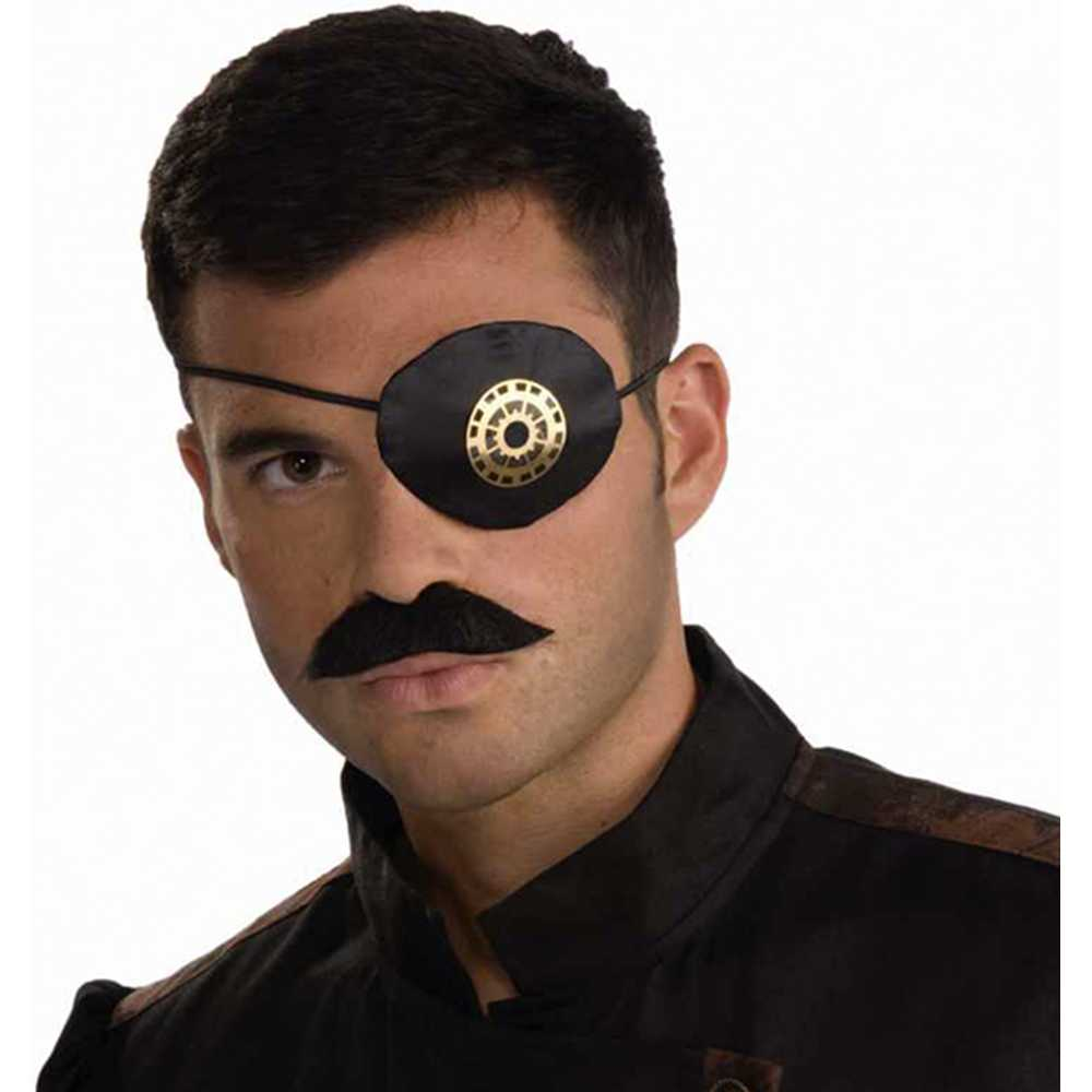 Steampunk Gear Eyepatch