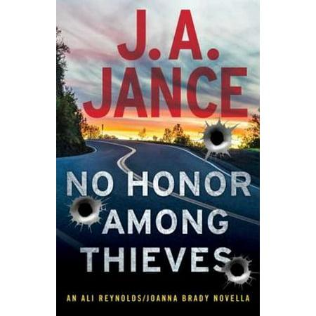 No Honor Among Thieves - eBook