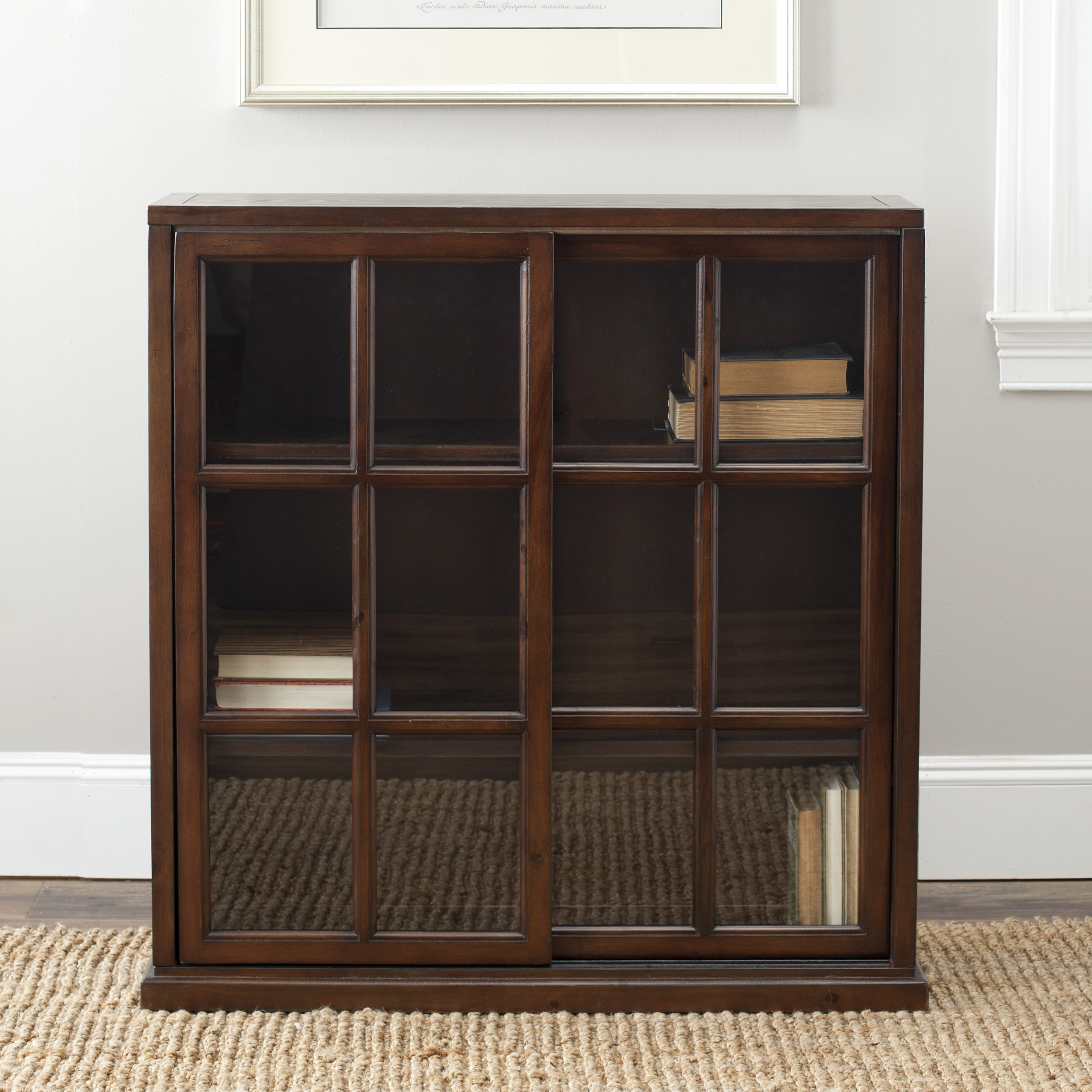 Safavieh Greg 3 Shelf Bookcase