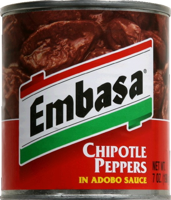 Embasa Chipotle Peppers in Adobo Sauce, 7 oz by Hormel