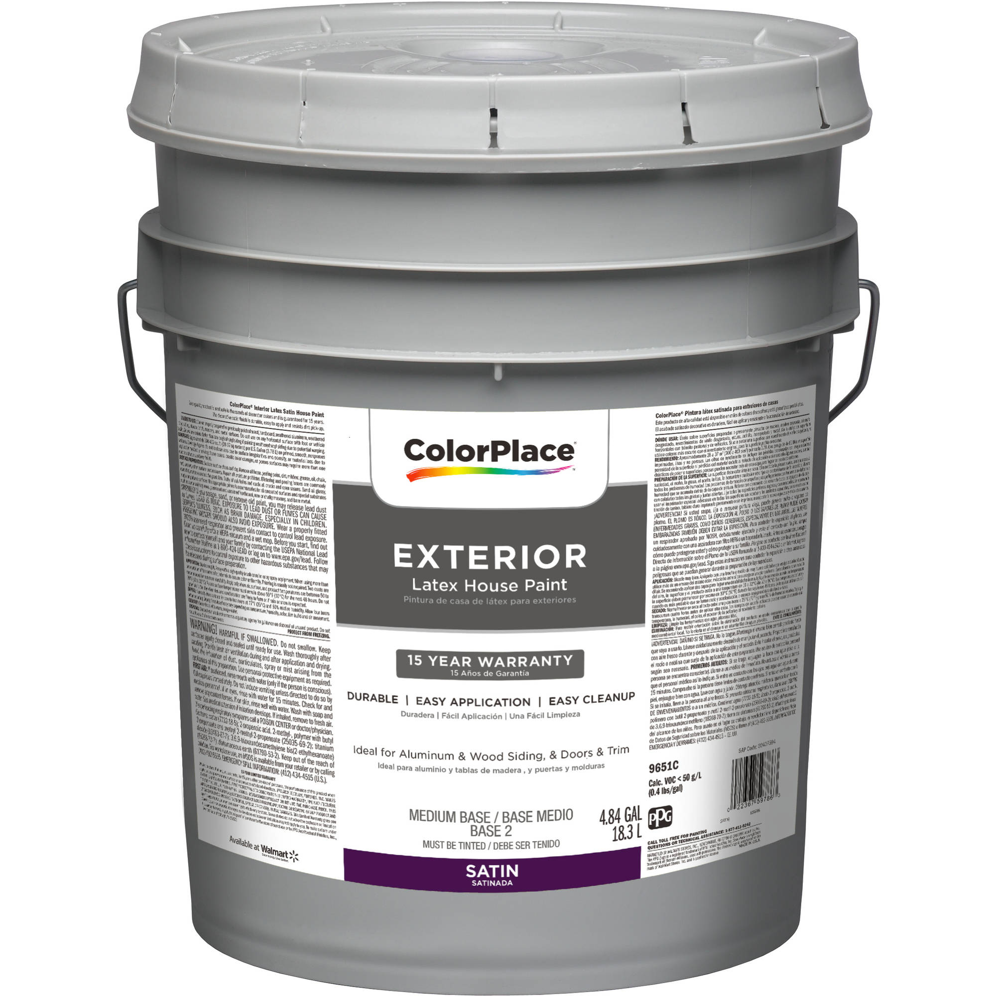 Behr Premium Plus Interior Exterior High Gloss Enamel Paint Msds