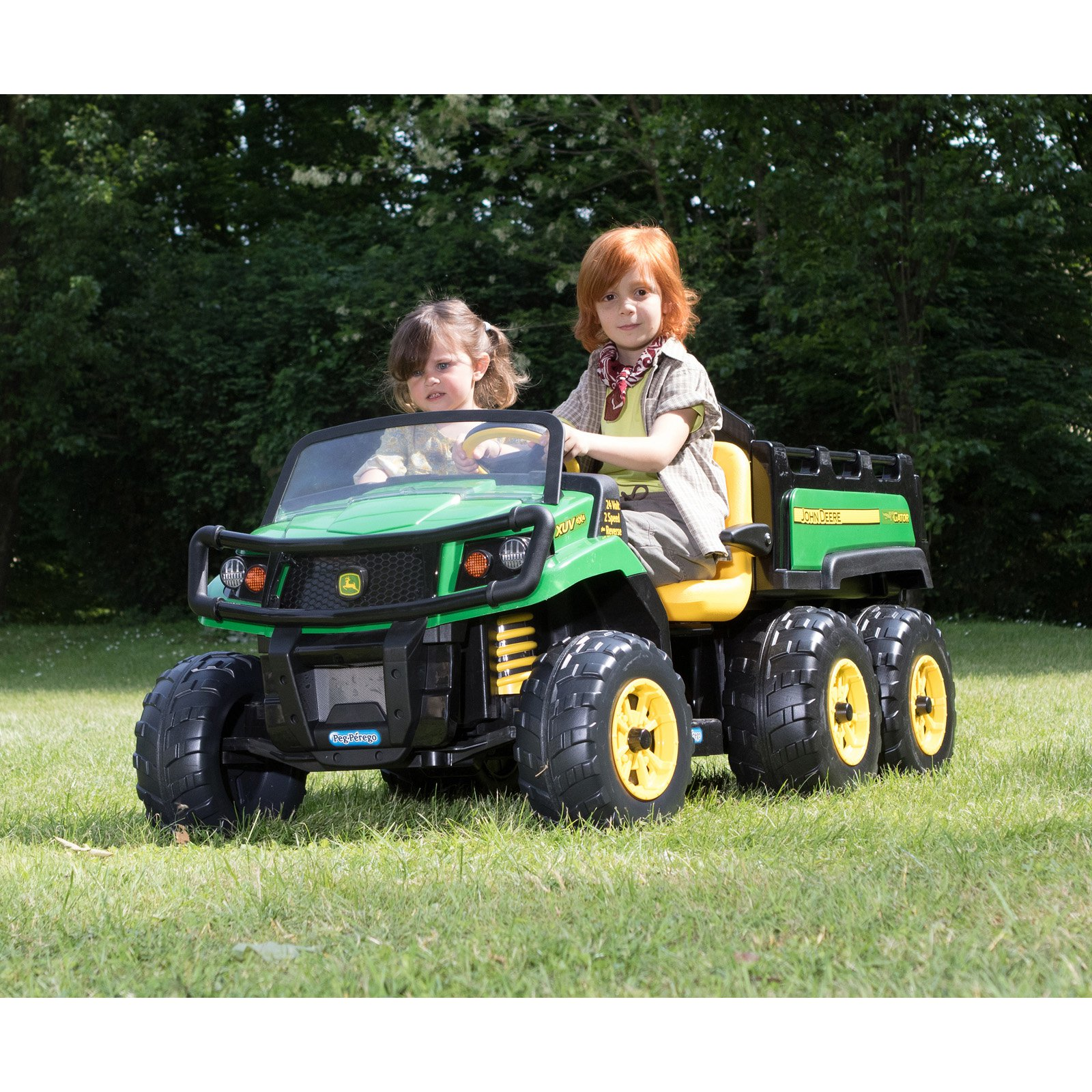 John Deere Gator XUV 6x4 Battery Powered Riding Toy