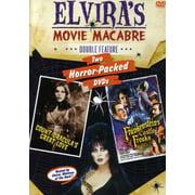 Frankenstein's Castle & Dracula's Love: Elvira's (DVD)