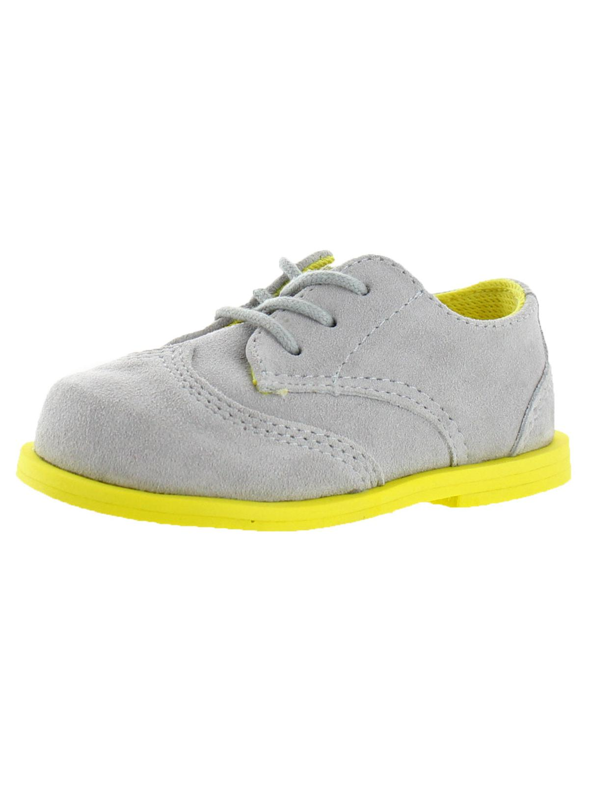 Cole Haan Boys Grand Oxford Wingtip Lightweight Oxfords
