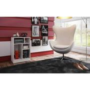Mendocino Filbert Durable Bookcase 1.0, White