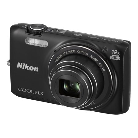 Coolpix S6800 Compact Camera