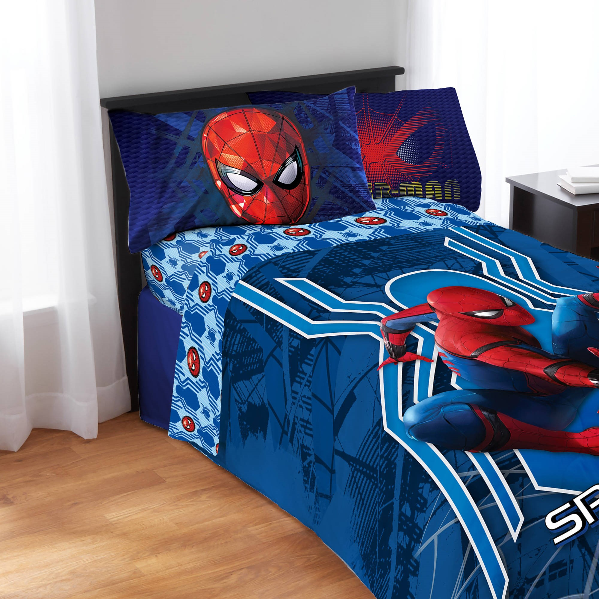 Marvel Spider-Man Full Sheet Set, 1 Each