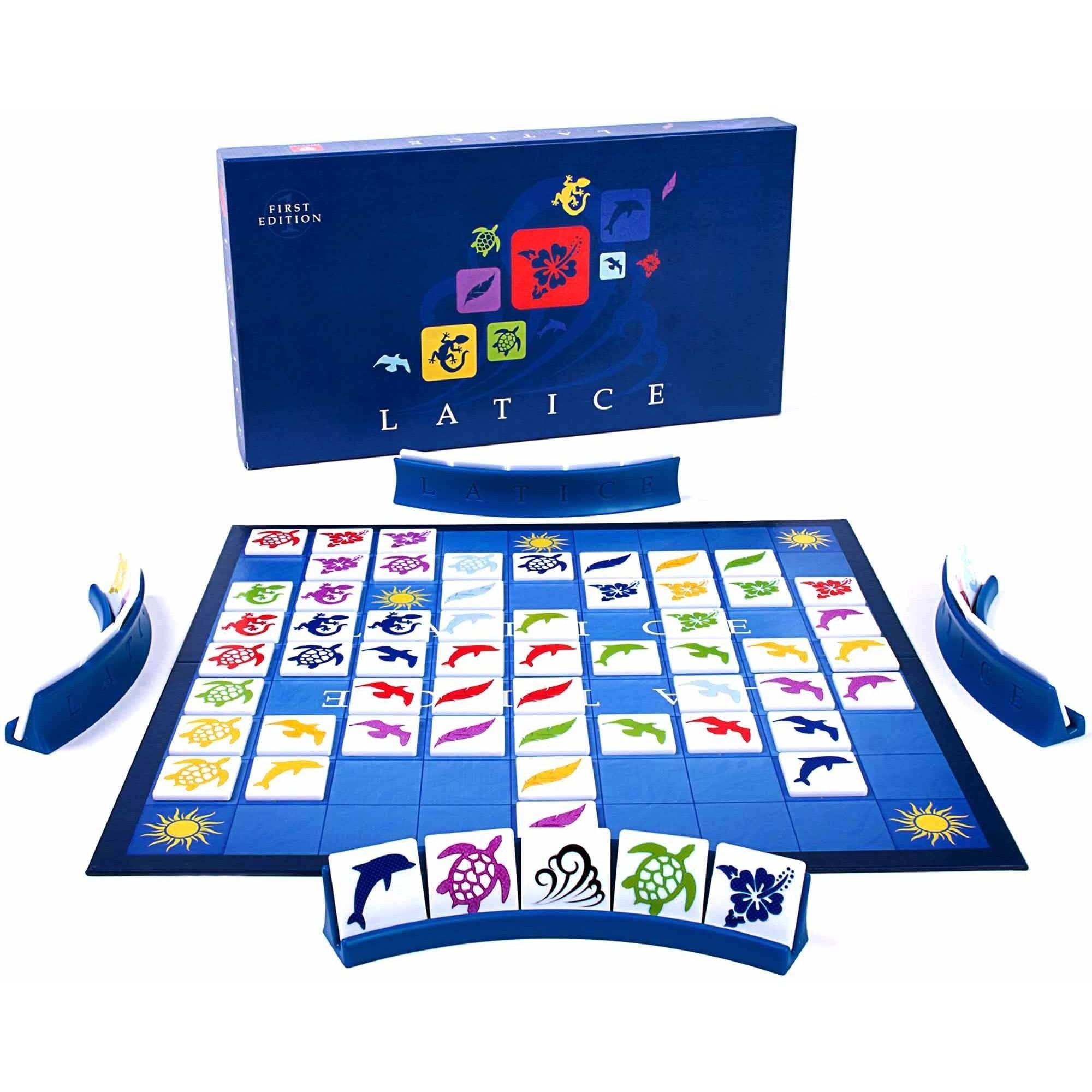 Latice Deluxe Edition Strategy Board Game