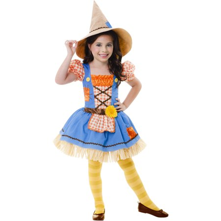 Halloween Costumes For Kidsgirl Walmart.Scarecrow Sweetie Child Halloween Costume